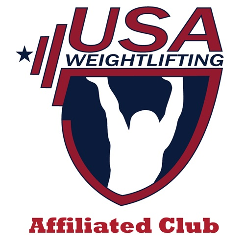 usa weightlifting affiliated club